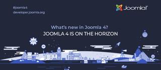 Joomla 4 в пути...
