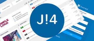 Joomla 4 - новая админ панель