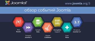 Обзор событий Joomla сообщества - декабрь, 2017