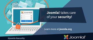 Работа команды безопасности Joomla