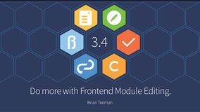 Joomla! 3.4 - Frontend Module Editing Feature